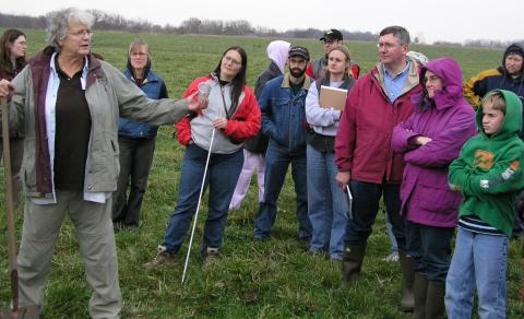 Farm Beginnings field day